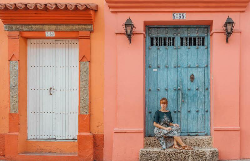Jahresrueckblick 2017 Cartagena de Indias Kolumbien