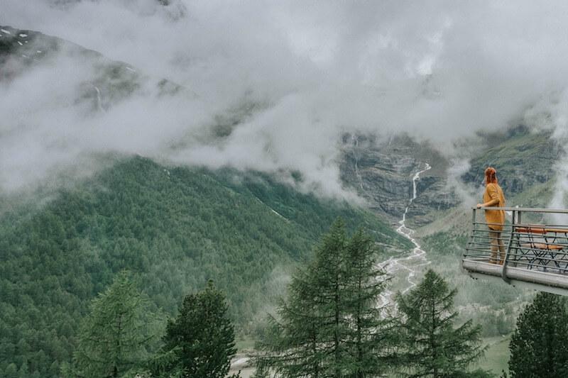 Jahresrueckblick 2017 Graubuenden Schweiz