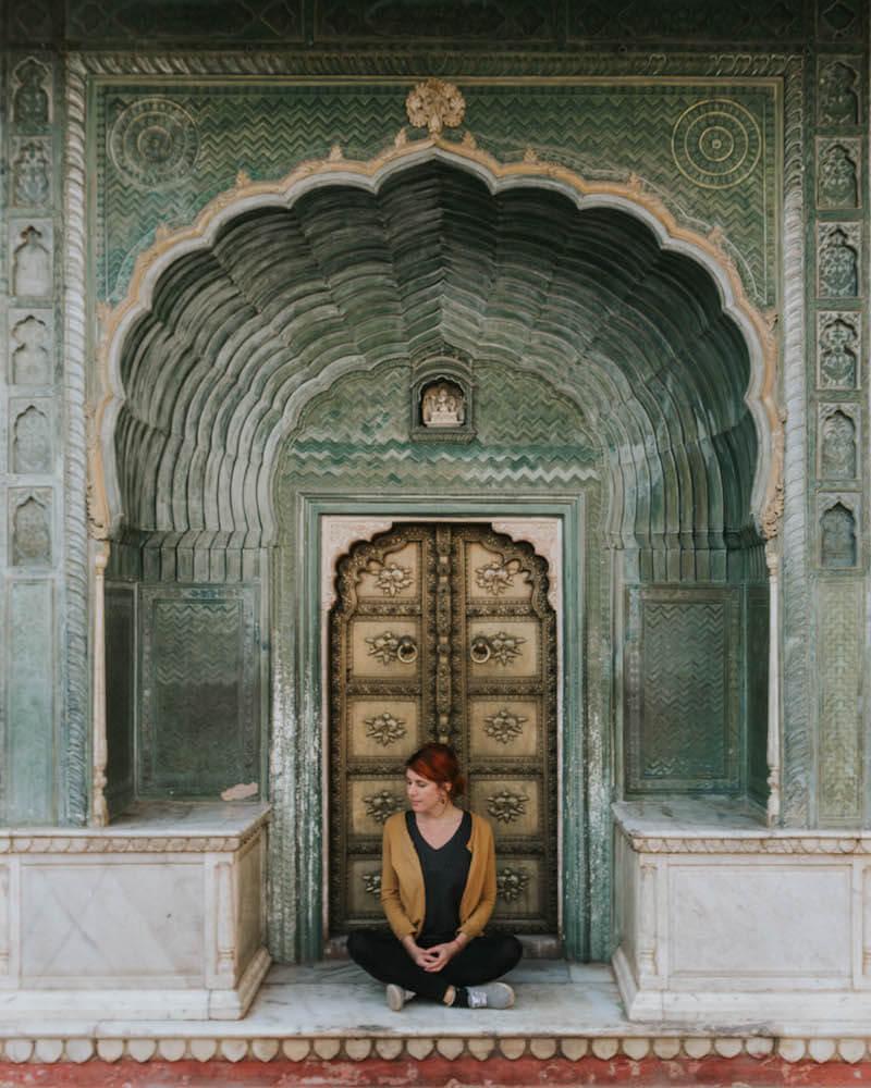 Jahresrueckblick 2017 Indien Jaipur