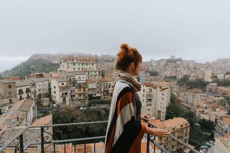 Sizilien Rundreise Enna