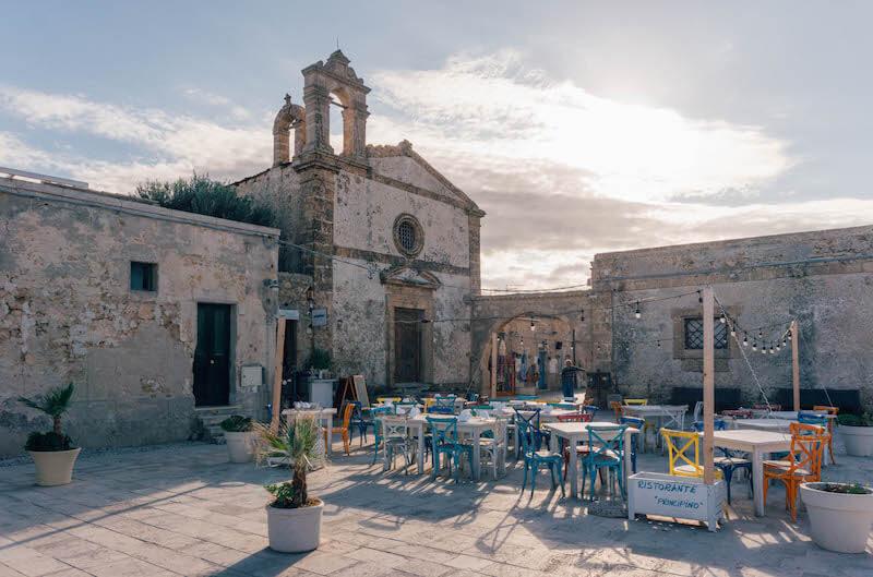 Sizilien Rundreise Marzamemi