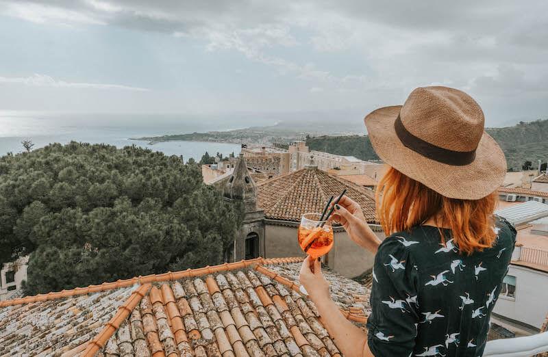 Sizilien Rundreise Taormina Italien
