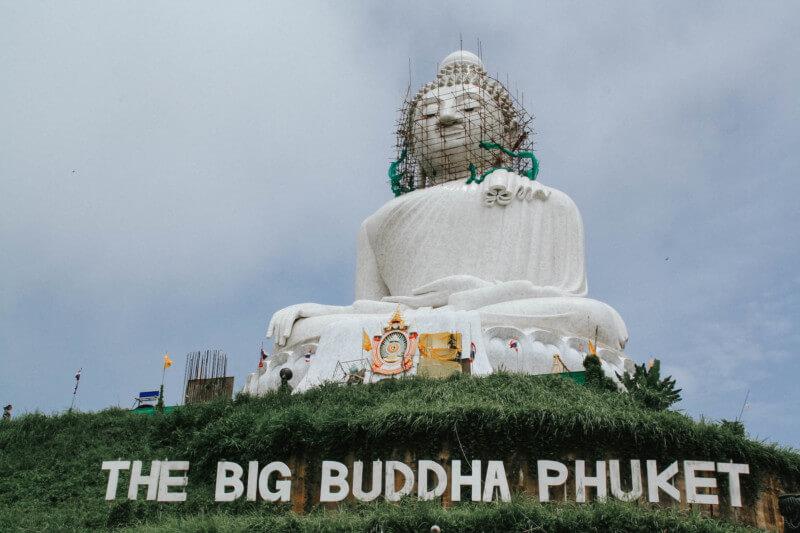 Thailand Urlaub Big Buddha Phuket