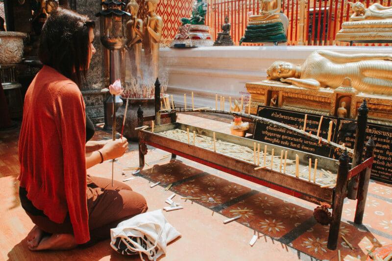 Thailand Urlaub Chiang Mai