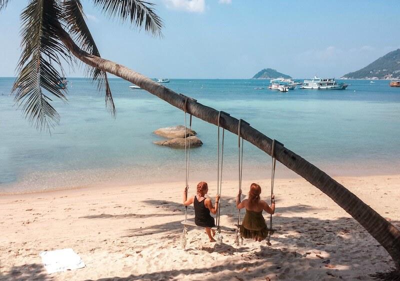 Thailand Urlaub Insel Koh Tao