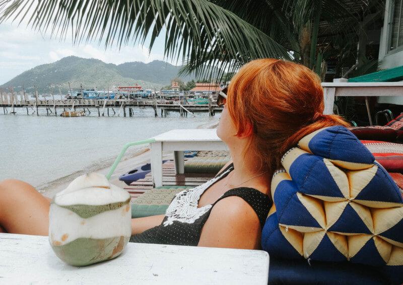 Thailand Urlaub Kho Tao