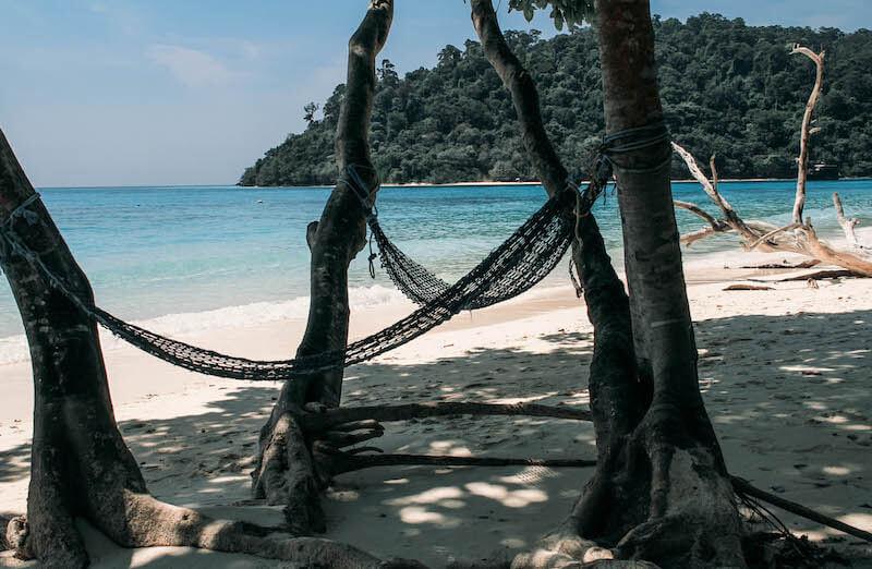 Thailand Urlaub Koh Lanta Koh Rok