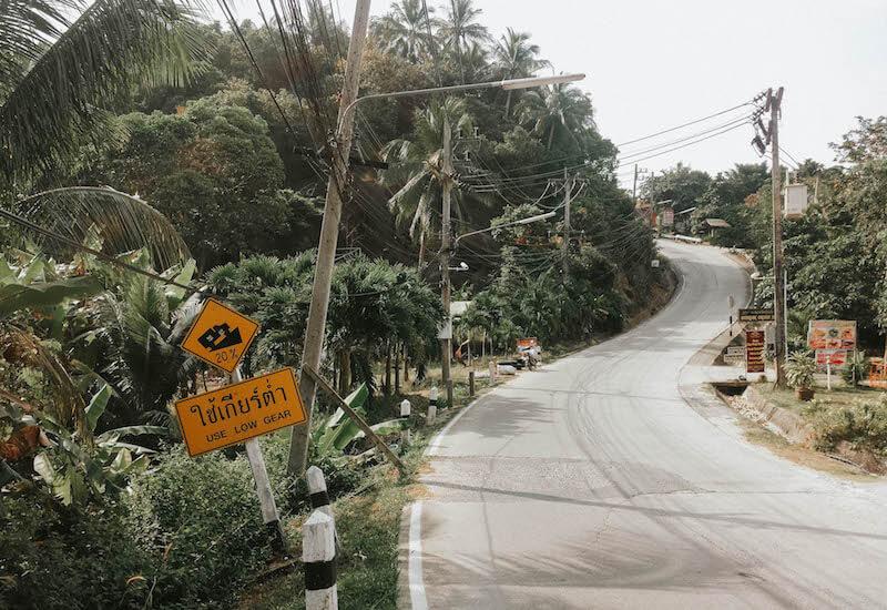 Thailand Urlaub Koh Phangan