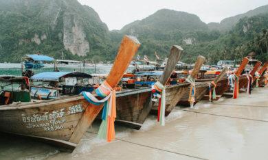 Thailand Urlaub Koh Phi Phi