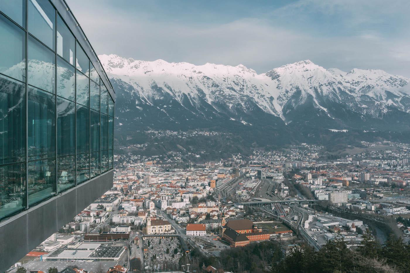 Innsbruck Bergisel Sky Skischanze