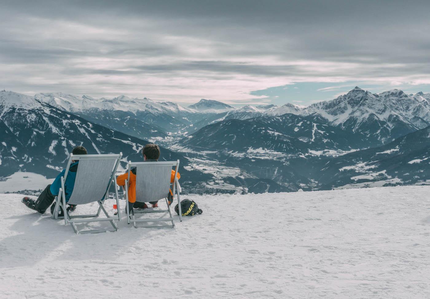 Mieminger Plateau Innsbruck Nordkette