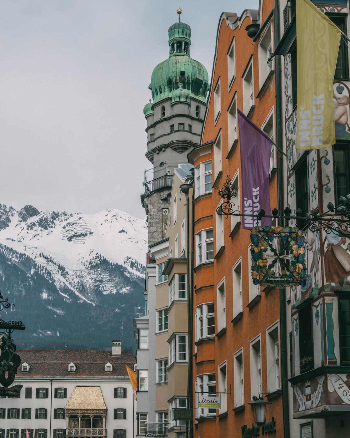 Mieminger Plateau Innsbruck Nordkette Tirol
