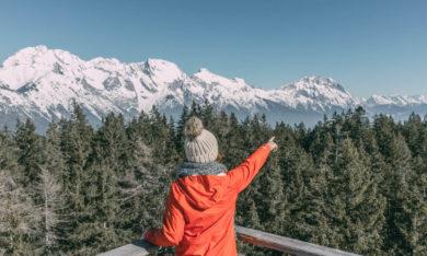 Mieminger Plateau Schneeschuhwandern Tirol Innsbruck