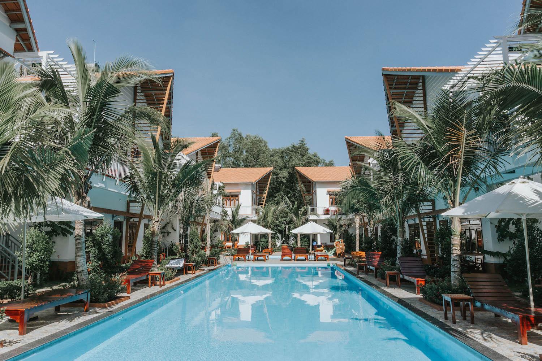 Phu Quoc Vietnam Camellia Resort