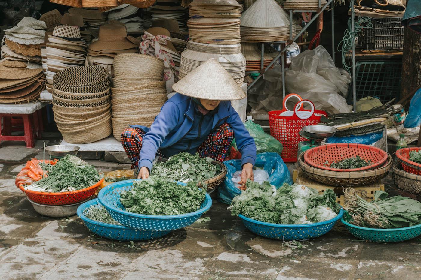 Vegetarisch Essen in Vietnam Food Guide