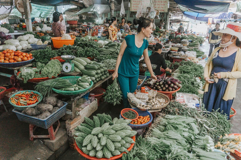 Vegetarisch essen in Vietnam Food Guide Vegan