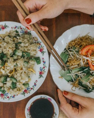 Vegetarisch essen in Vietnam Food Guide Vegetarier Veganer