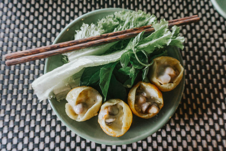 Vegetarisch essen in Vietnam