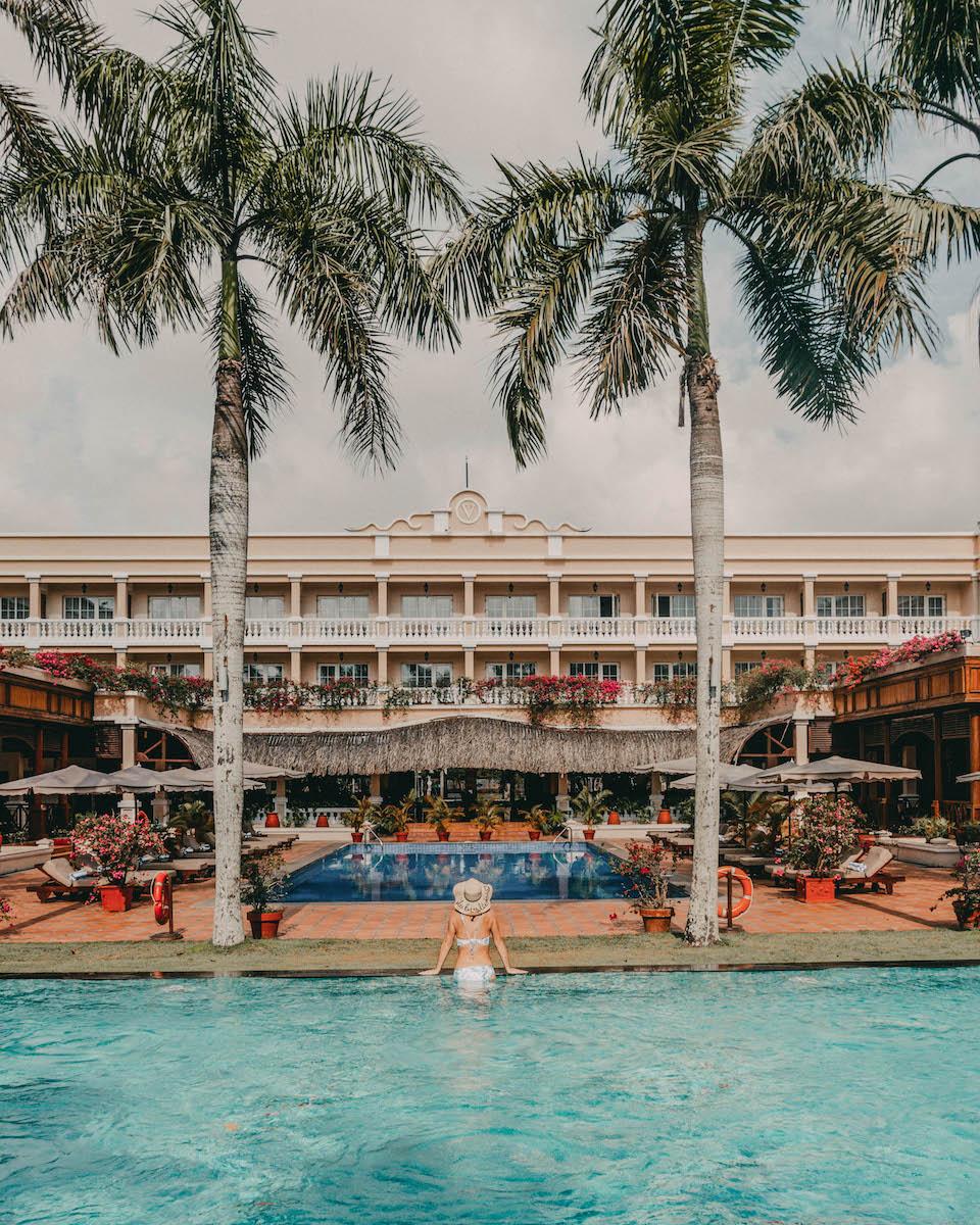 Mekong Delta Vietnam Victoria Can Tho Resort