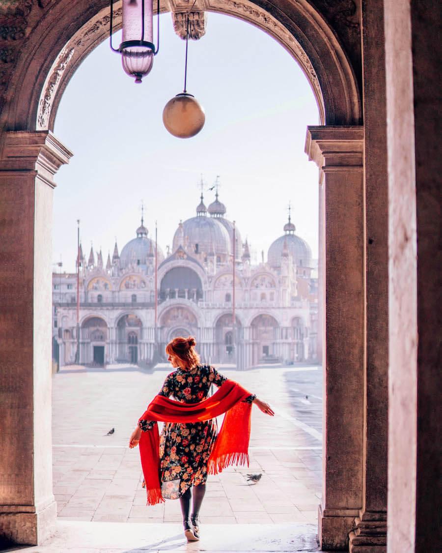 Venedig Tipps Markusplatz