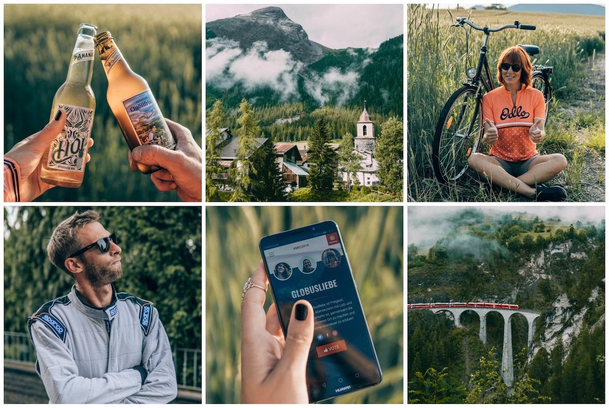 Blogger Bike Challenge Schweiz