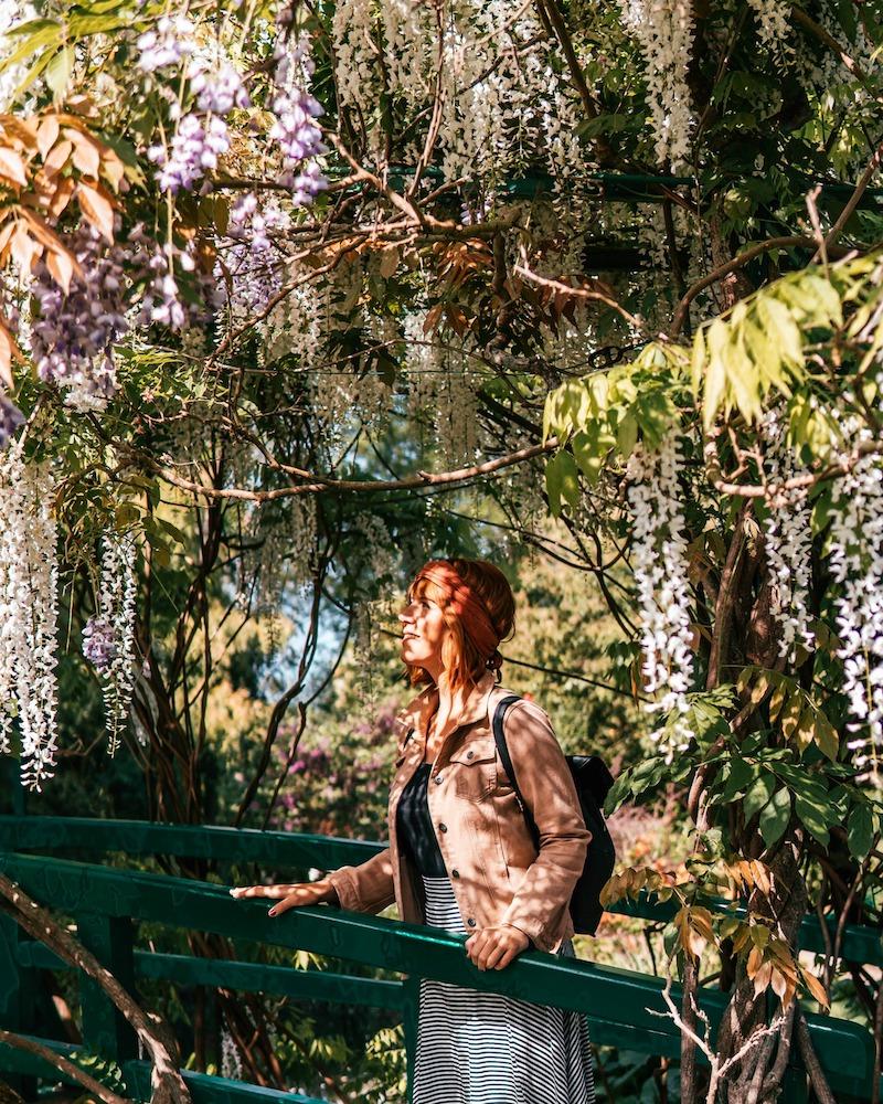 Claude Monet Garten
