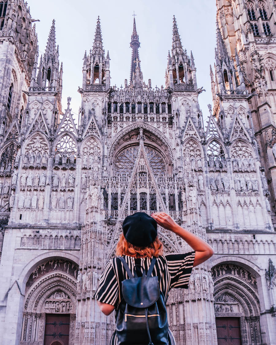Kathedrale Rouen