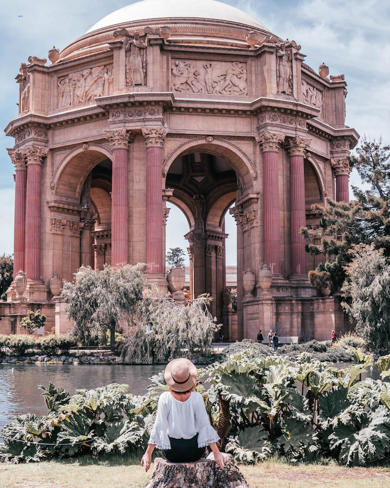 san_francisco_sehenswuerdigkeiten_palace_of_fine_arts