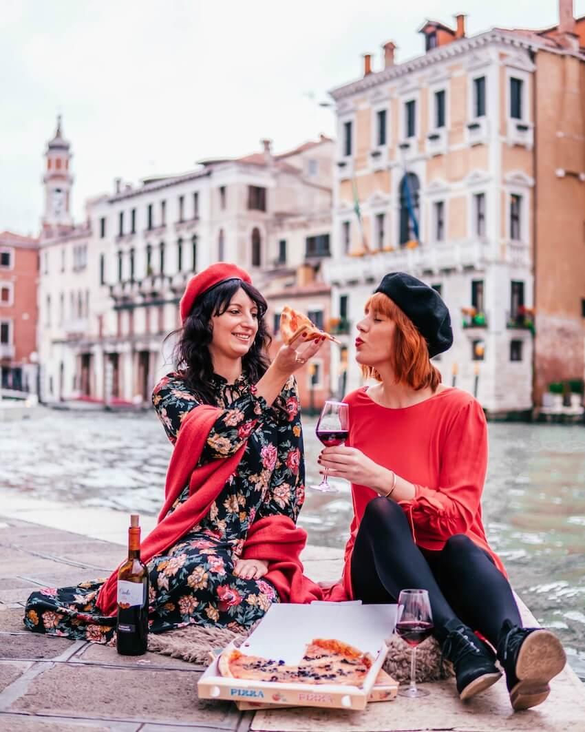Venedig Tipps Rialtobruecke
