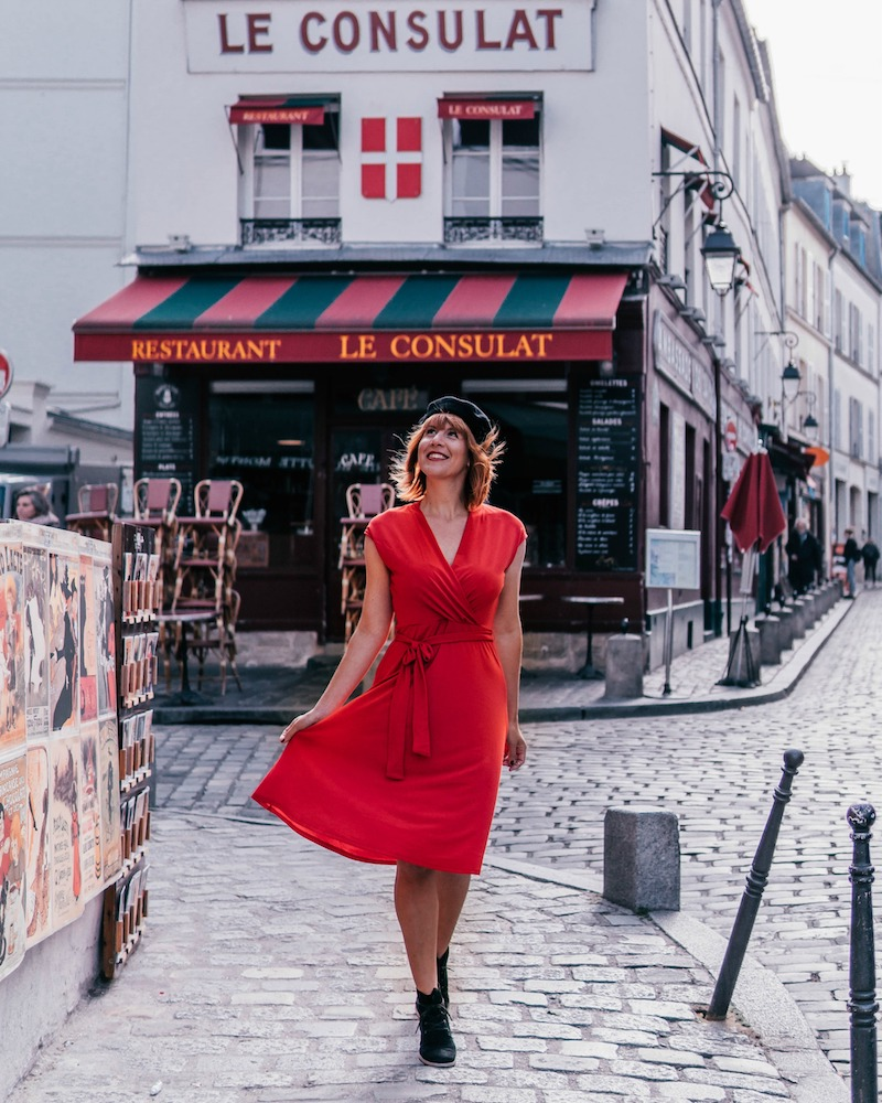 Le Consulat Montmartre Paris