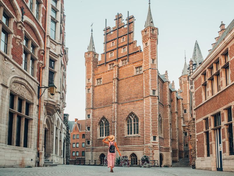 Antwerpen Sehenswuerdigkeiten