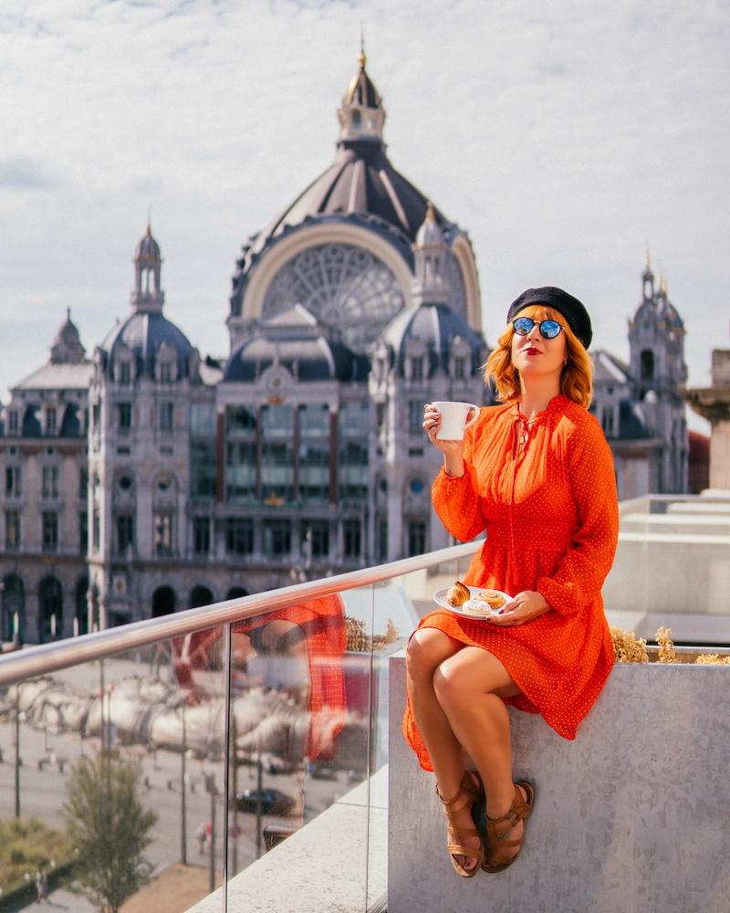 Antwerpen Sehenswuerdigkeiten Hotel Indigo
