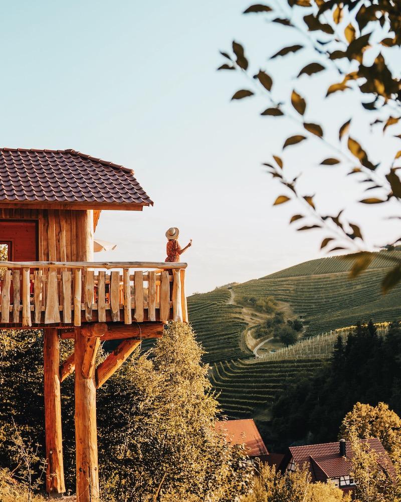 Baumhaus Urlaub im Schwarzwald
