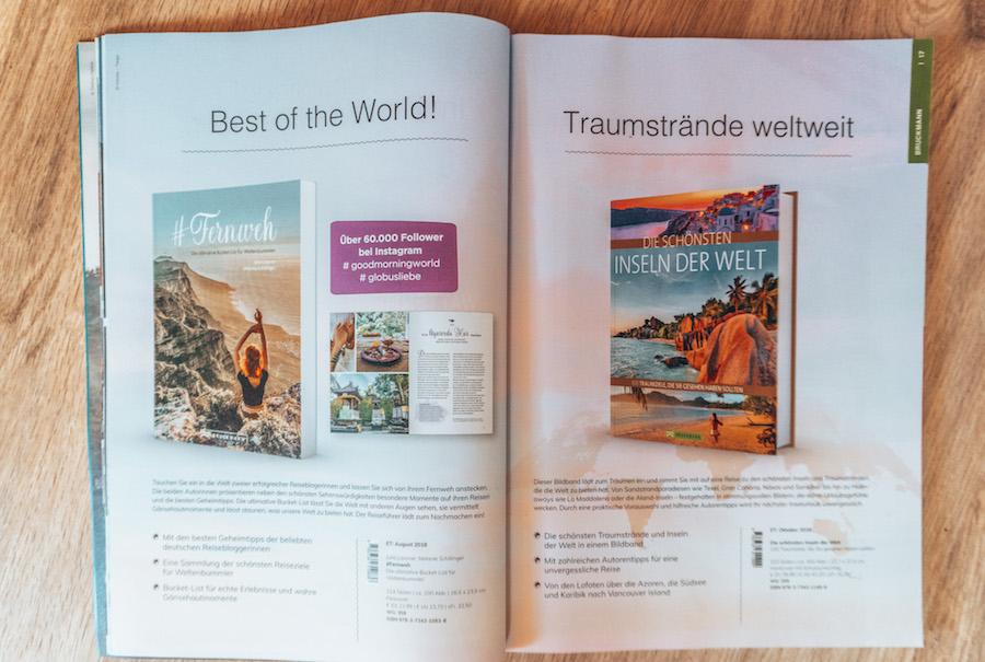 Bruckmann Verlag Fernweh