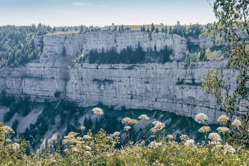Creux du Van Jura Drei-Seen-Land