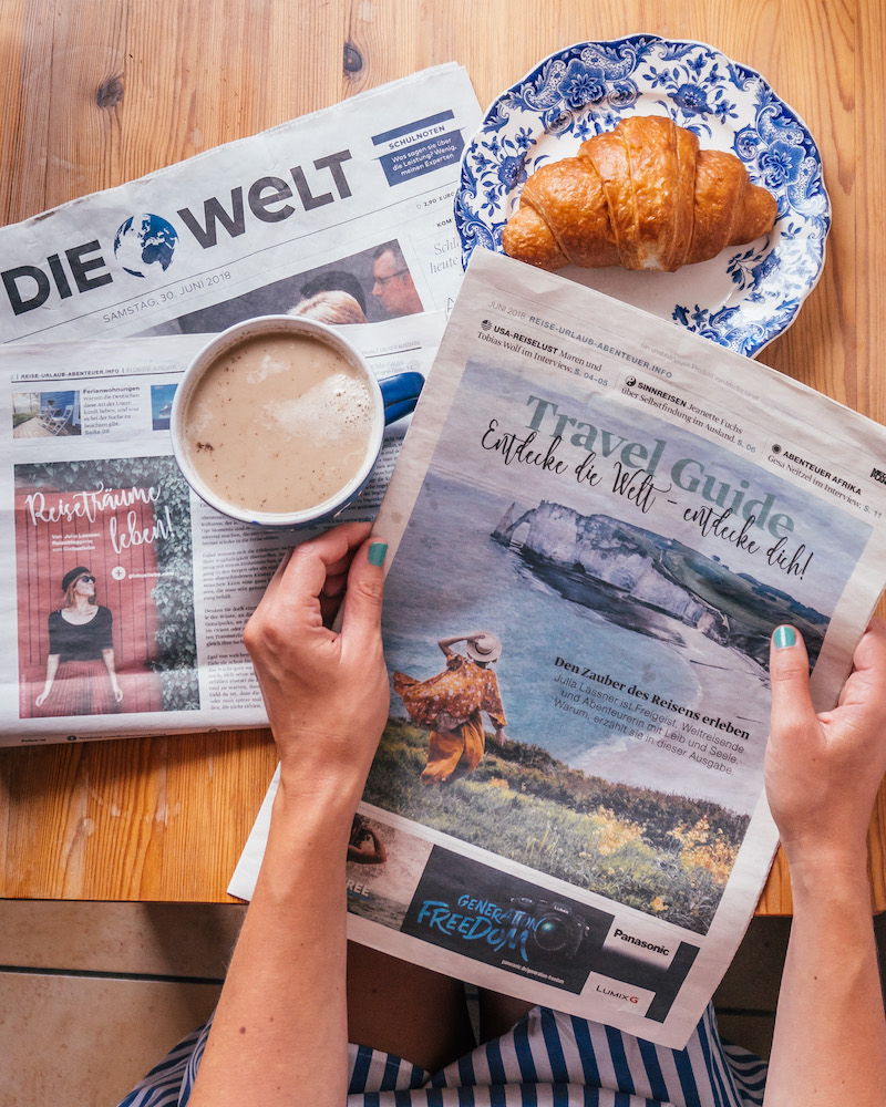 Die Welt Travel Guide
