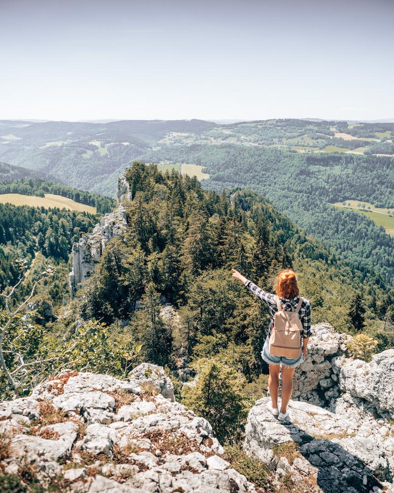 Les Sommetres Jura Drei-Seen-Land