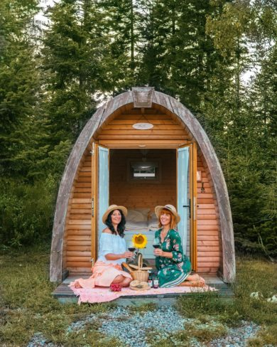 Urlaub im Schwarzwald Podhaus