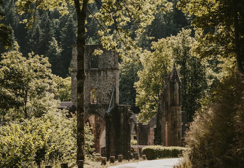 Nordschwarzwald Klosterruine Allerheiligen