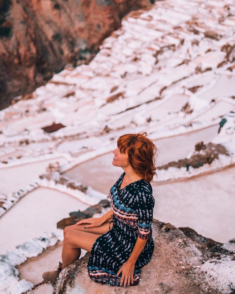 Peru Rundreise Salineras de Maras
