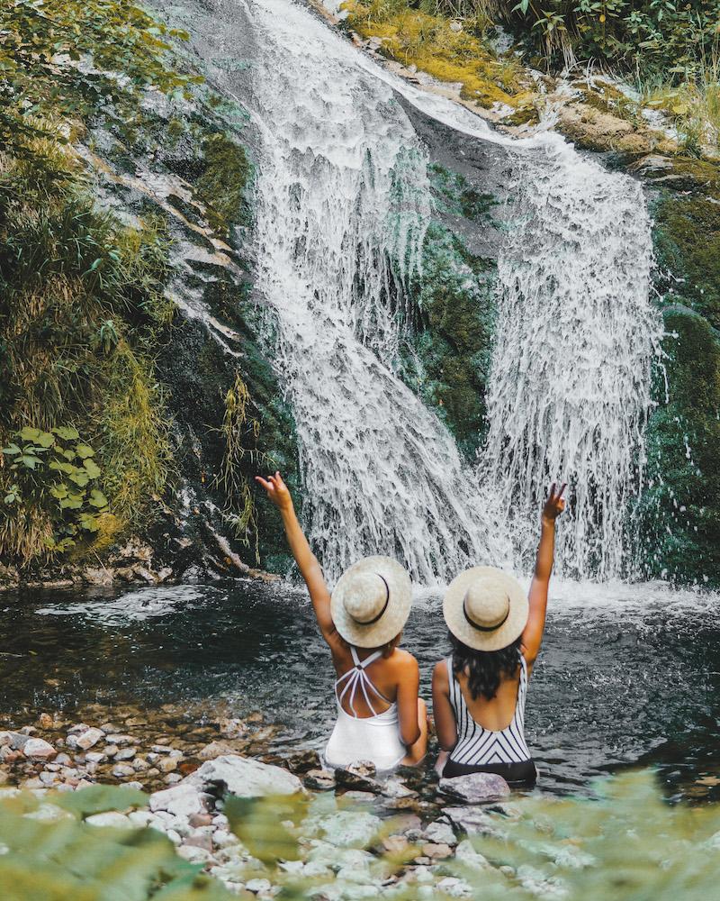 Schwarzwald Allerheiligen Wasserfall