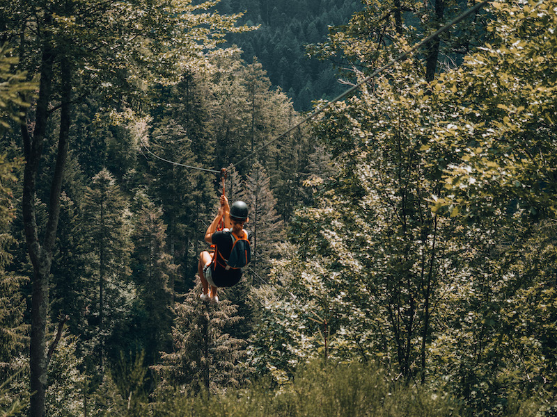 Nordschwarzwald Zipline