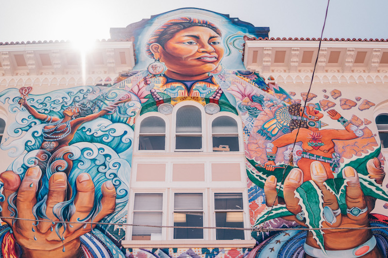 Womens Building Mission District