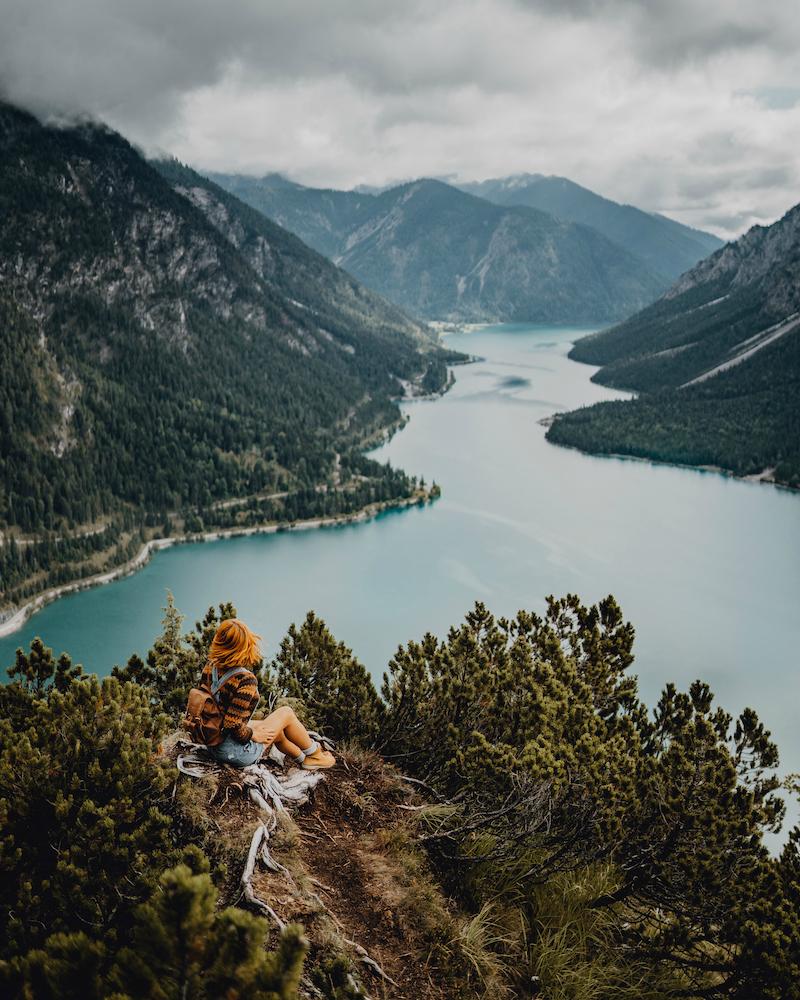 Eibsee Plansee Tirol