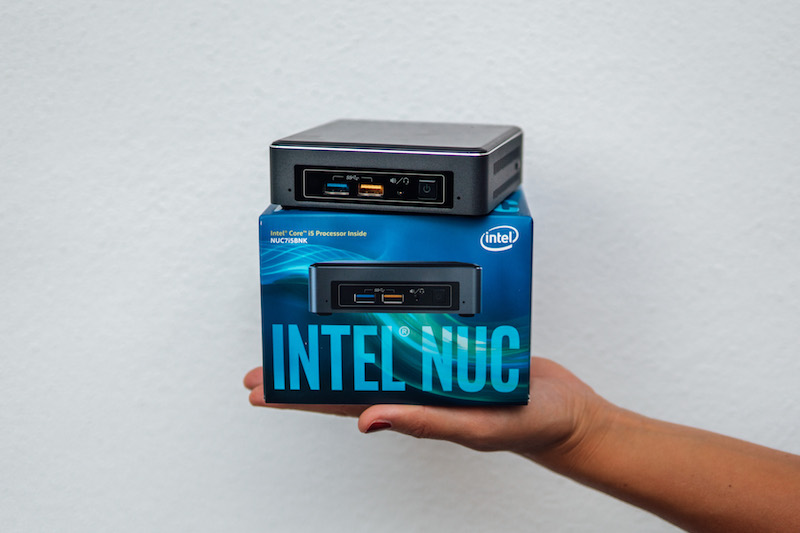Intel NUC Mini PC