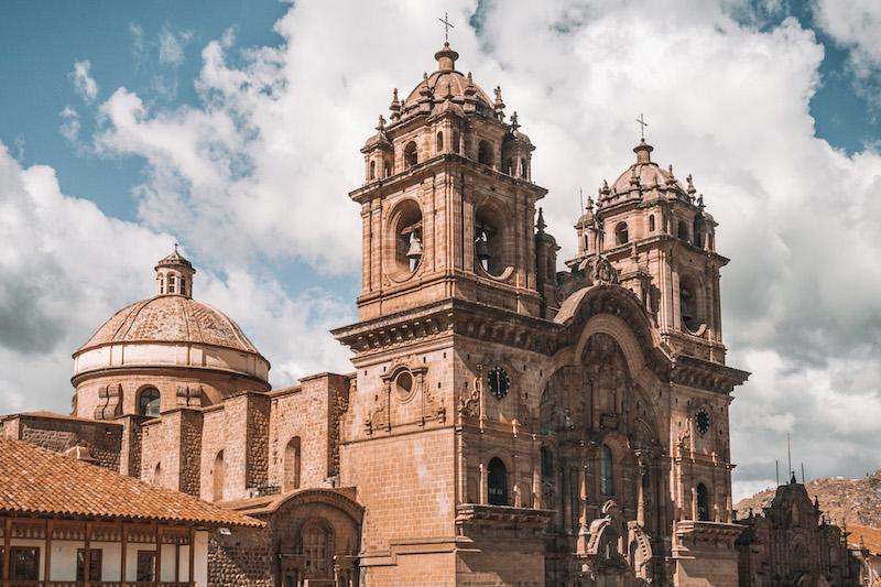 Peru Rundreise Cusco Kathedrale