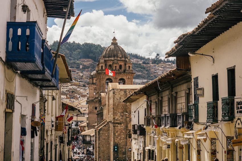 Peru Rundreise Cusco