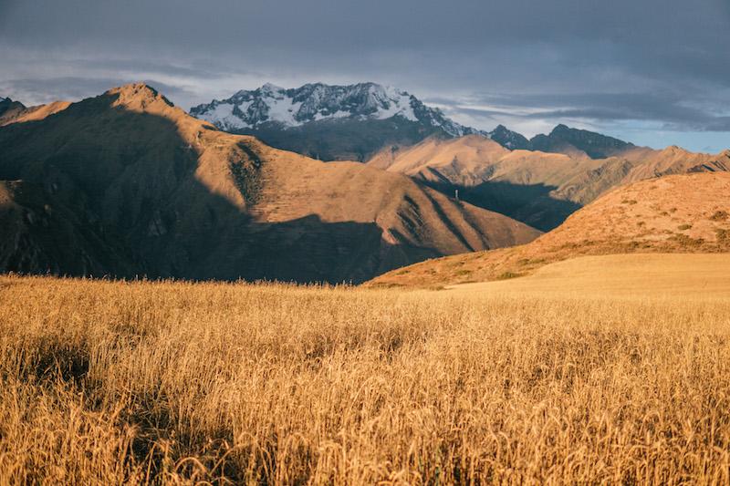Peru Rundreise Tal der Inka
