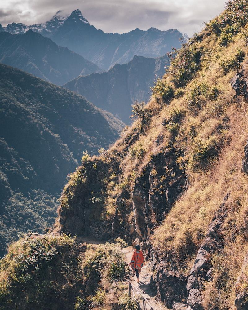 Peru Rundreise Inka Trail