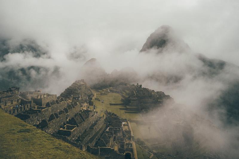 Peru Rundreise Machu Picchu